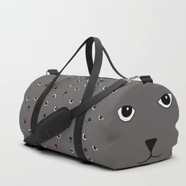 JD (John Doe) Cat Duffle Bag
