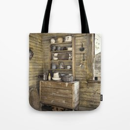 Old kitchen in Louisiana Tote Bag