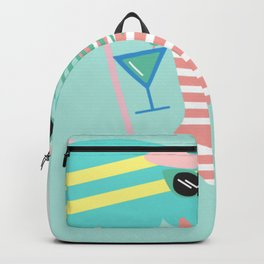 Palm Springs Ready Backpack