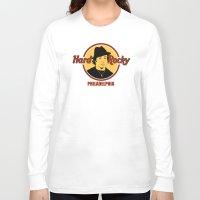 philadelphia Long Sleeve T-shirts featuring Rocky - Philadelphia by Buby87