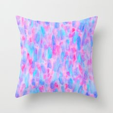 Petal Pash Throw Pillow