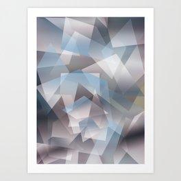Abstract 209 Art Print
