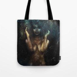 Pretty Black Girl #2 Tote Bag
