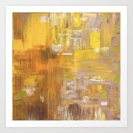 Unknowns Art Print