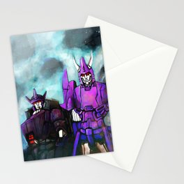 Bad Mechs  Stationery Cards