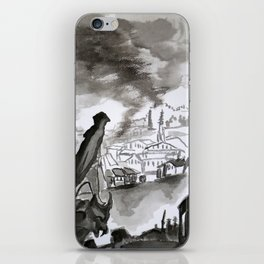 Chronicles of Assassins iPhone Skin