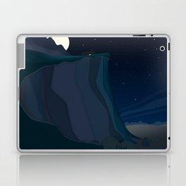 fairy landscape (at night) Laptop & iPad Skin
