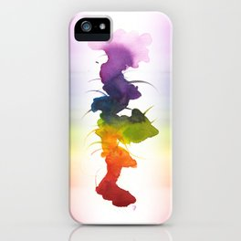 Little Chakra Tree iPhone Case