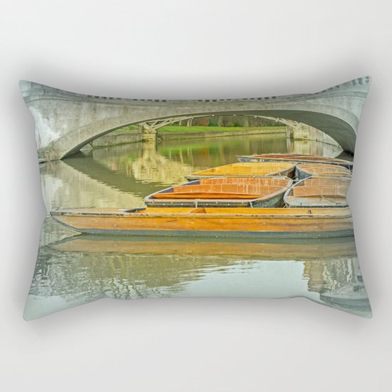 PUNT-UAL Rectangular Pillow