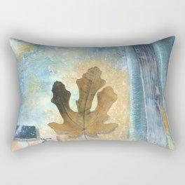 Blessing of Rain Rectangular Pillow