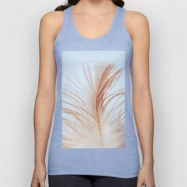 FEATHER cream look - animal colletion Unisex Tank Top