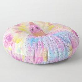 Pretty Bird Floor Pillow