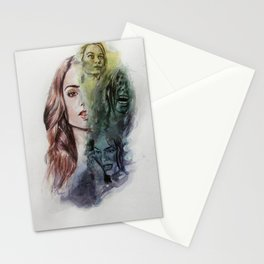 Shadowhunter Stationery Cards