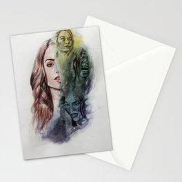 Shadowhunter Stationery Cards