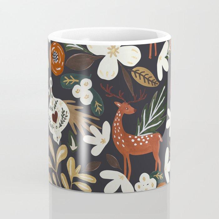Christmas holiday night III Coffee Mug