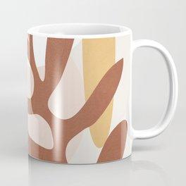 Abstract Plant Life II Coffee Mug