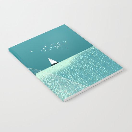 Ocean Wonderland II Notebook