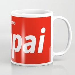Notice Me Senpai Coffee Mug