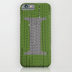 Winter clothes III. Letter i. iPhone 6s Slim Case