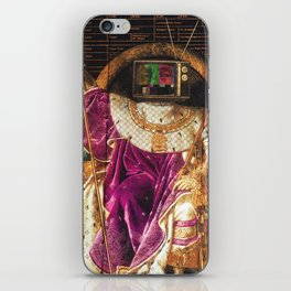 Follow The Leader iPhone Skin
