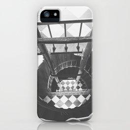 Light House Spiral  iPhone Case