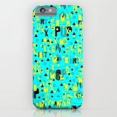 A.R.T.P.O.P. series Slim Case iPhone 6s