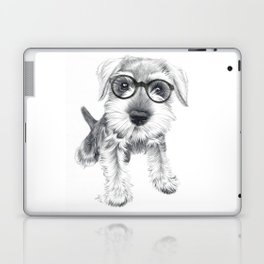Nerdy Schnozz Laptop & iPad Skin