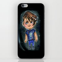 danisnotonfire iPhone & iPod Skins featuring Danisnotonfire chibi print by Hollyistotallycool