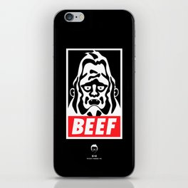 Obey Beef iPhone Skin