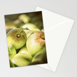 Green Jewels Stationery Cards
