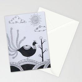 Madhubani Art Stationery Cards