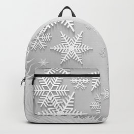 Christmas background Backpack