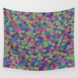 Polka Dots Wall Tapestry