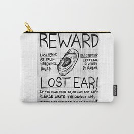 Van Gogh's Flyer Carry-All Pouch