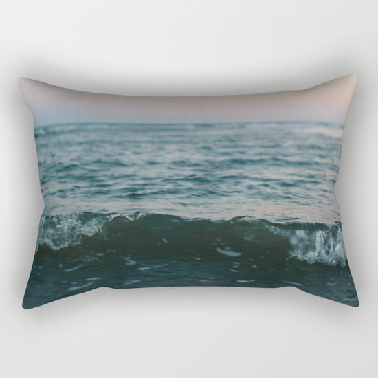 Dark Paradise Rectangular Pillow