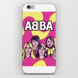 ABBA iPhone Skin
