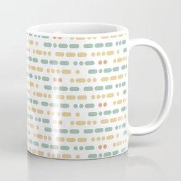 I Love You Morse Code Coffee Mug