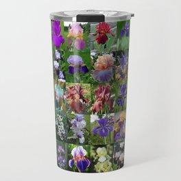 Iris Montage Travel Mug