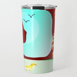 Somewhere Out There Travel Mug