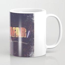 Welcome to Mustafar Coffee Mug