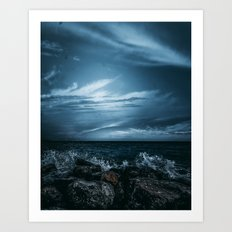 It Shore Is Art Print