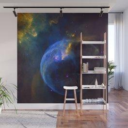 Bubble Nebula Wall Mural