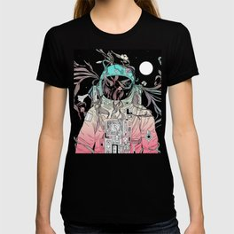 Life is Invading My Space T-shirt