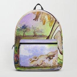 Lion Heart Backpack