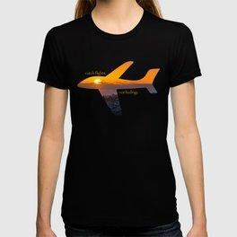 Catch Flights, Not Feelings - Portugal T-shirt