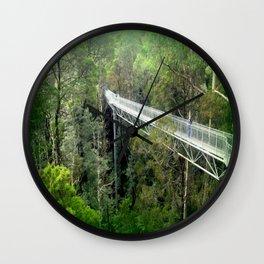 Otway Fly Tree Top Walk Wall Clock