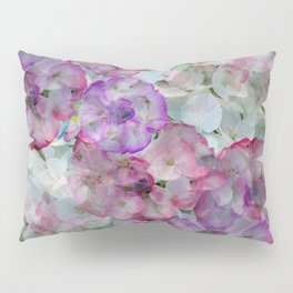 Mesmerizing Floral Abstract Pillow Sham