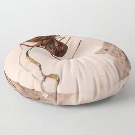 Parched Floor Pillow