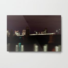 Boston (3 of 8) Metal Print
