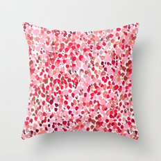 Lighthearted Sweetheart Throw Pillow